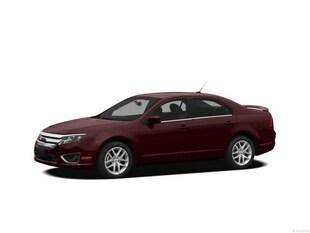 2012 Ford Fusion 4dr Sdn SEL FWD Car