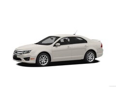 Used  2012 Ford Fusion SEL Sedan For sale in Zelienople PA