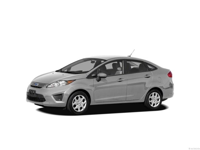 2012 Ford Fiesta Car