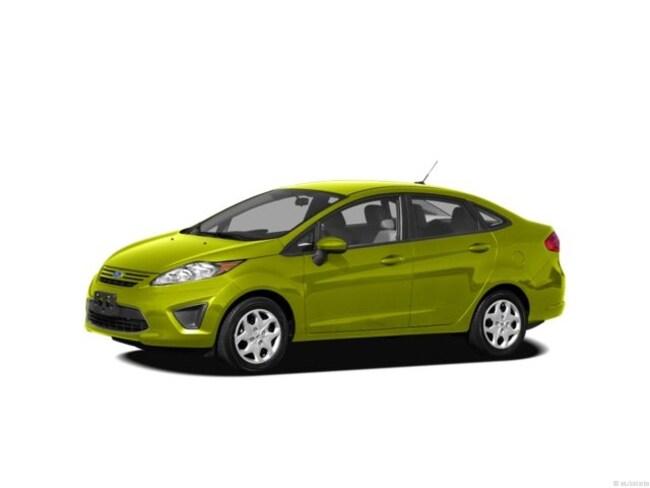 Used 2012 Ford Fiesta SE Sedan Medford, OR