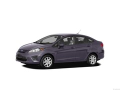 2012 Ford Fiesta SE Sedan Sandy