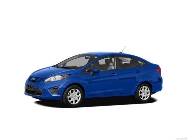 2012 Ford Fiesta Sedan
