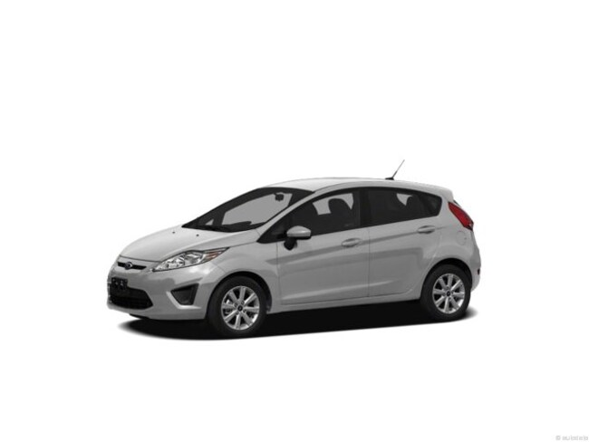 Used 2012 Ford Fiesta SE Hatchback For Sale Nashua New Hampshire