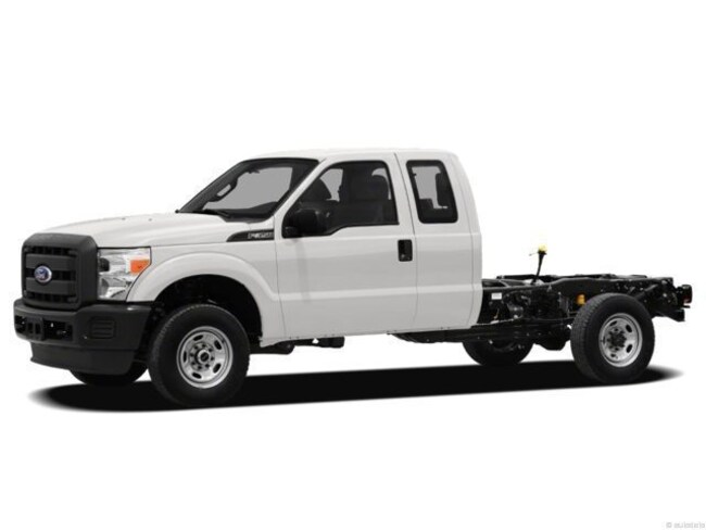 2012 Ford F-350 Chassis Cab Chassis Truck