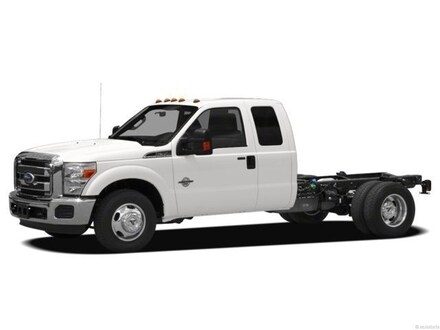 2012 Ford F-350 Chassis Cab XL Chassis Truck