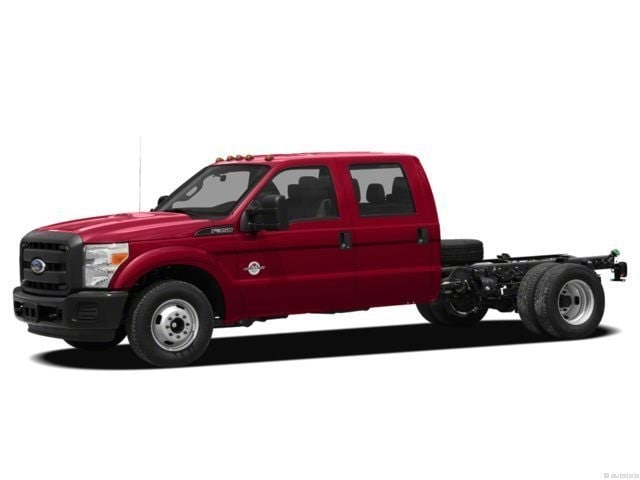 2012 Ford F-350SD XL Cab/Chassis
