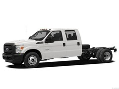 2012 Ford F-350 Chassis XL Truck Crew Cab