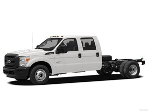 2012 Ford F-350 Chassis