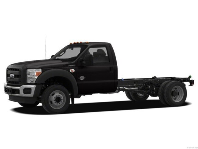2012 Ford F-550 Chassis Cab XLT Chassis Truck
