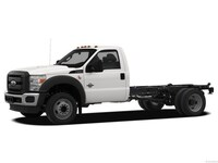 2012 Ford F-550 Chassis Truck