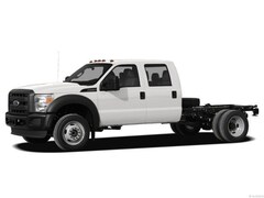2012 Ford F550 XL Chassis