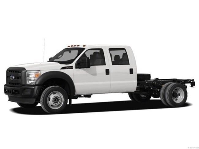 2012 Ford F-550SD XL Truck