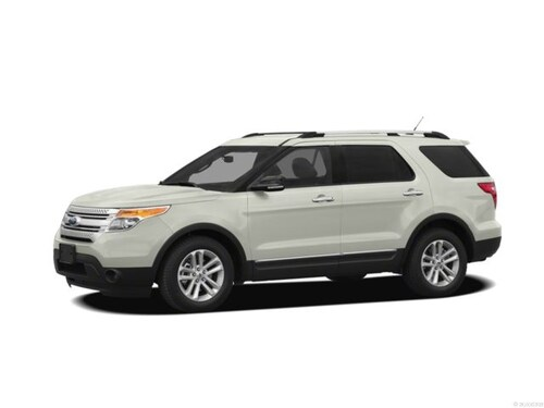 2012 Ford Explorer SUV