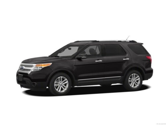 Used 2012 Ford Explorer FWD  XLT near Springfield