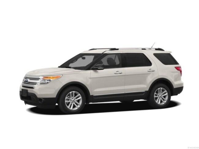 2012 Ford Explorer XLT SUV