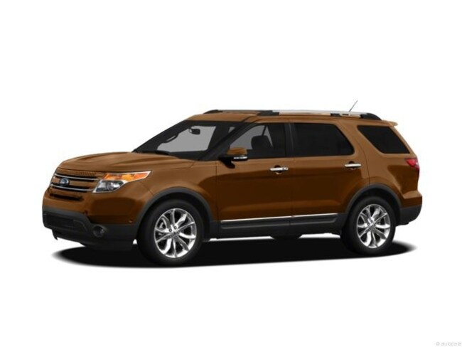 Used vehicle 2012 Ford Explorer Limited SUV for sale near you in Lakewood, CO