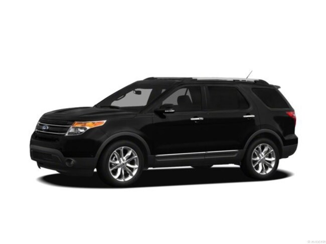 2012 Ford Explorer 4WD Limited w/ Luxury Seating Package SUV