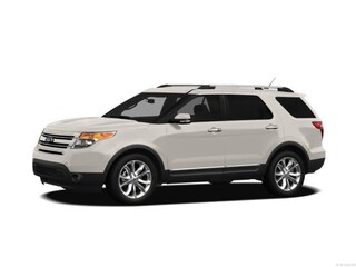 Used 2012 Ford Explorer Limited SUV for sale in Boston, MA