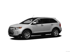 2012 Ford Edge SEL w/Leather Navigation Panoramic Moonroof & Rear SUV