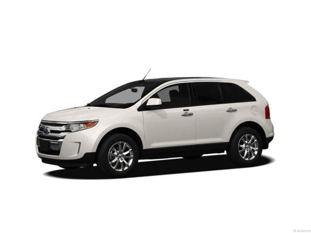 2012 Ford Edge Limited SUV