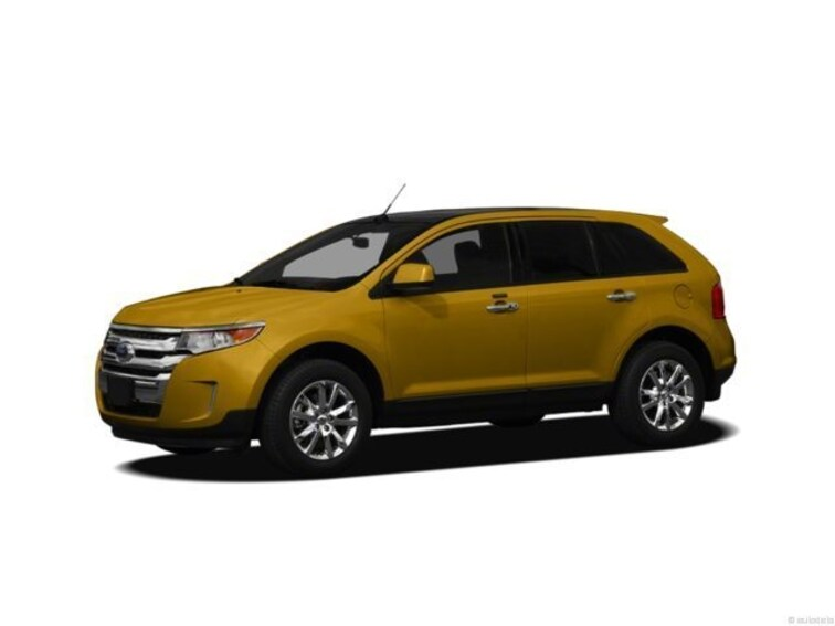 2012 Ford Edge 4dr SEL AWD Sport Utility