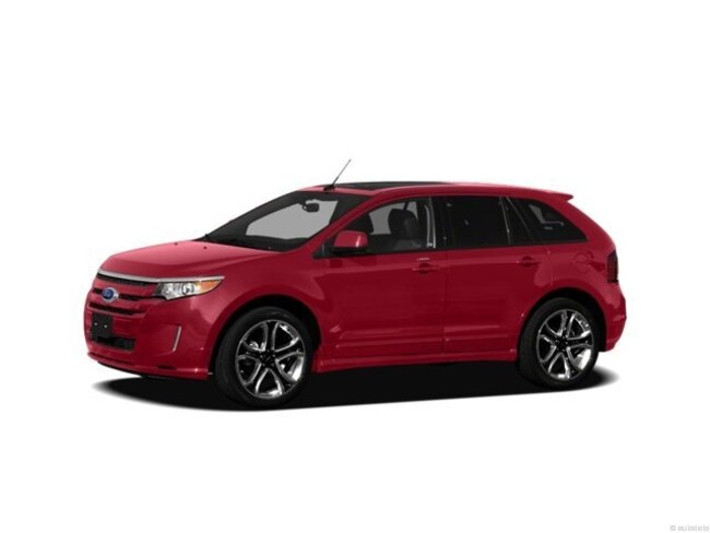 2012 Ford Edge Sport SUV
