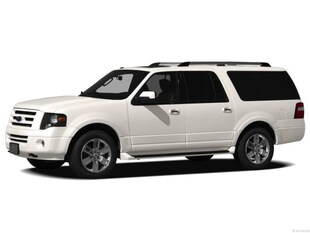 2012 Ford Expedition EL XLT SUV