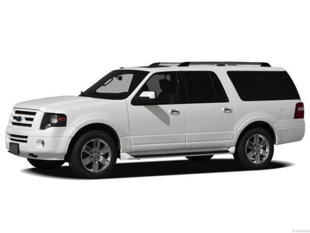 2012 Ford Expedition EL XL 4x4 SUV