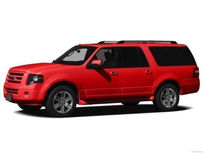 2012 Ford Expedition EL King Ranch SUV