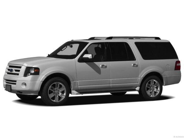 2012 Ford Expedition EL SUV