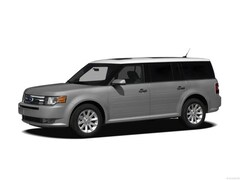 2012 Ford Flex SEL Front-wheel Drive SUV