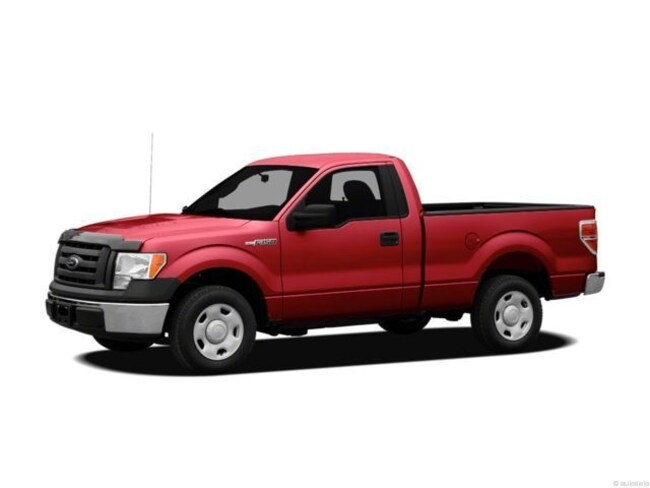 Used 2012 Ford F-150 Regular Cab Truck for Sale in Edinboro