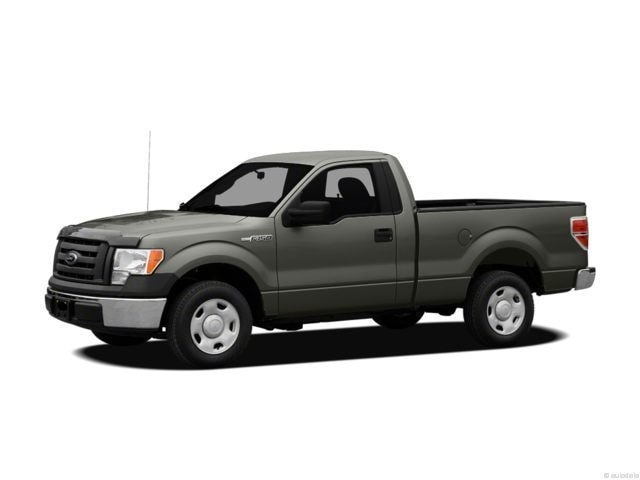 2012 Ford F-150 STX Short Bed Truck