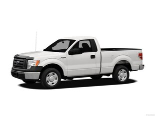 2012 Ford F-150 XLT 4x4 2dr Regular Cab Styleside 6.5 ft. SB Pickup Truck