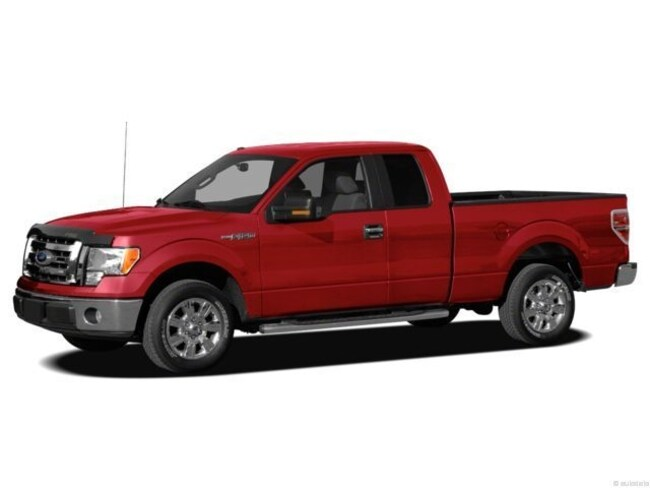 2012 Ford F-150 XLT Extended Cab Truck