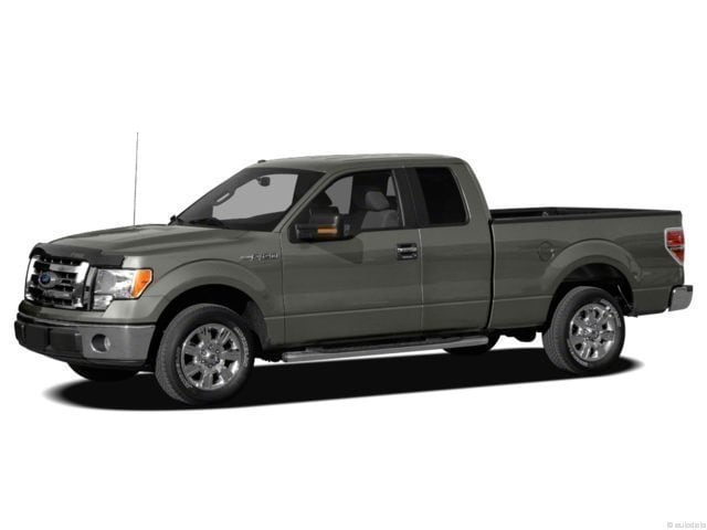 2012 Ford F-150 Truck Super Cab