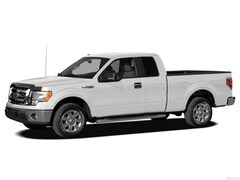 2012 Ford F-150 4WD Supercab Truck Super Cab