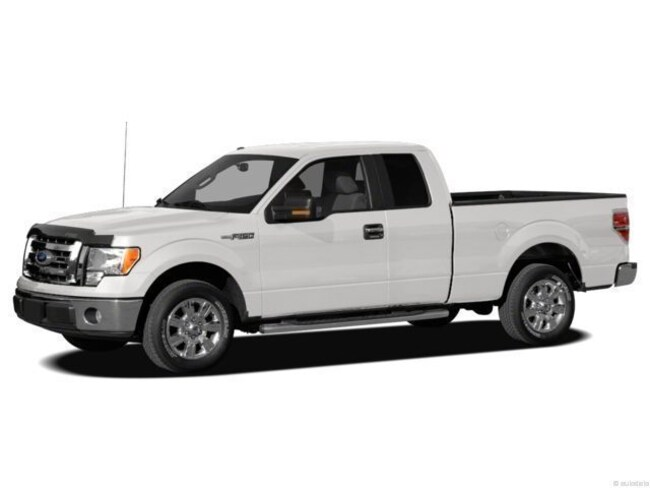 2012 Ford F-150 Extended Cab Truck