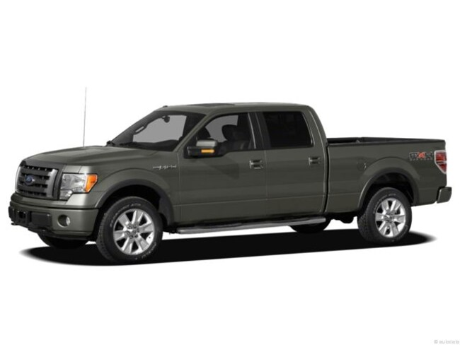 Used 2012 Ford F-150 Lariat Truck SuperCrew Cab For Sale McComb MS