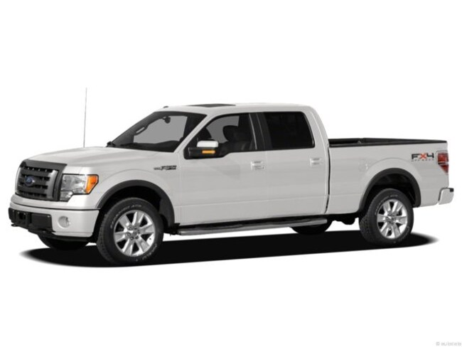 Used 2012 Ford F-150 Lariat Truck for sale in Sulphur, LA