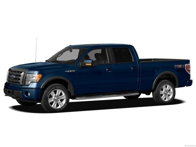 2012 Ford F-150 XLT 4WD Supercrew 145 Truck SuperCrew Cab