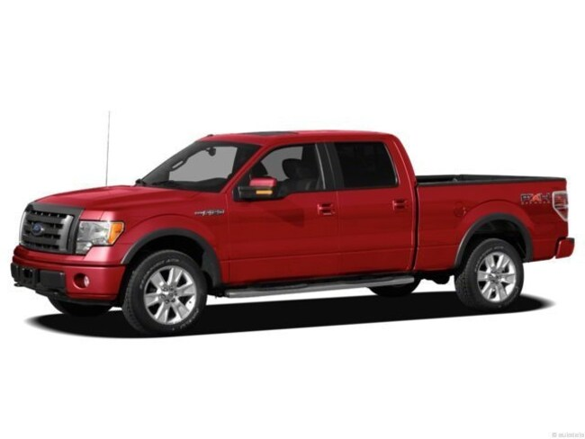 2012 Ford F-150 XLT 4WD SuperCrew 145 XLT