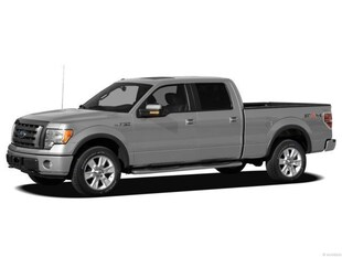 2012 Ford F-150 XL Crew Cab Pickup