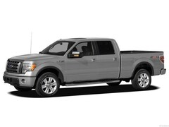 2012 Ford F-150 Platinum SuperCrew 4x4 Truck