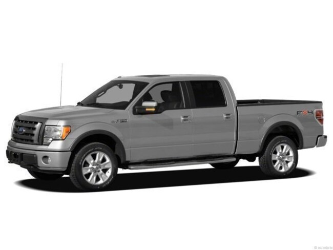 Used 2012 Ford F-150 Truck SuperCrew Cab For Sale McComb MS
