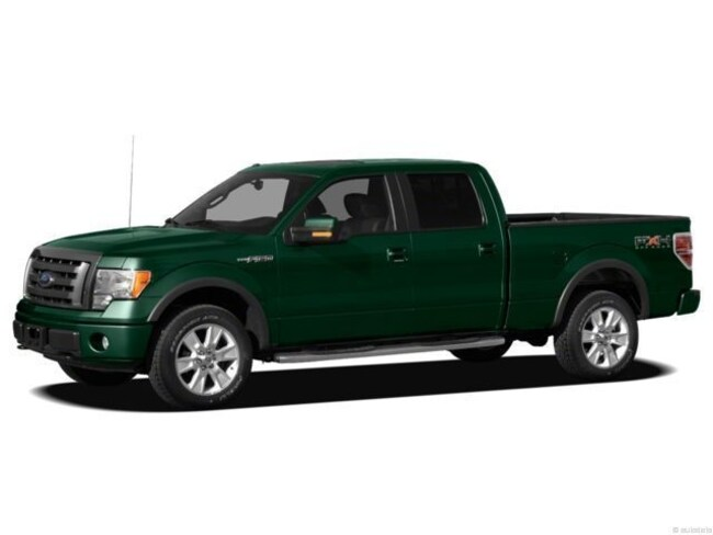 Pre-Owned 2012 Ford F-150 MS 4WD SUPERCREW 145  XLT for sale in Pine Bluff, AR
