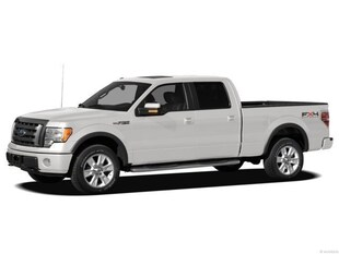 2012 Ford F-150 Plat Truck SuperCrew Cab