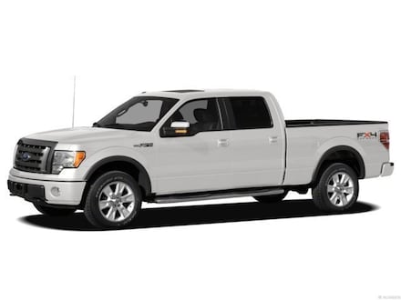 2012 Ford F-150 Truck SuperCrew Cab