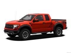 2012 Ford F-150 SVT Raptor Extended Cab Short Bed Truck