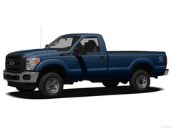 2012 Ford F-250 XLT (Non-Inspected Wholesale Tow-Off) Truck Regular Cab